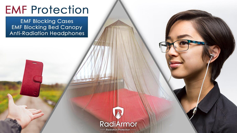 Anti-Radiation iPhone Accessories : RadiArmor com