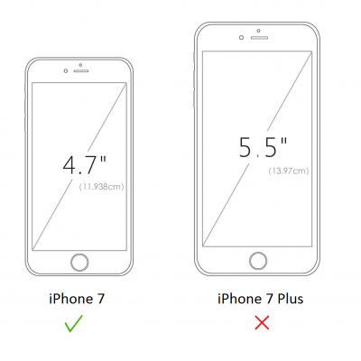 iPhone 7 size image